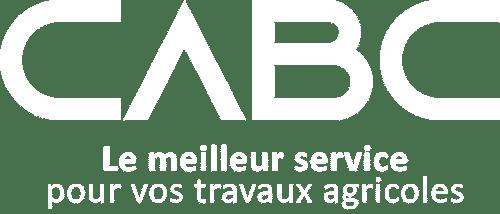 Logo CABC Blanc